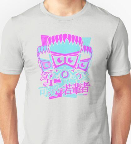New Wave Mascot Stencil T-Shirt