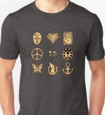 Bizarre Emblems Unisex T-Shirt