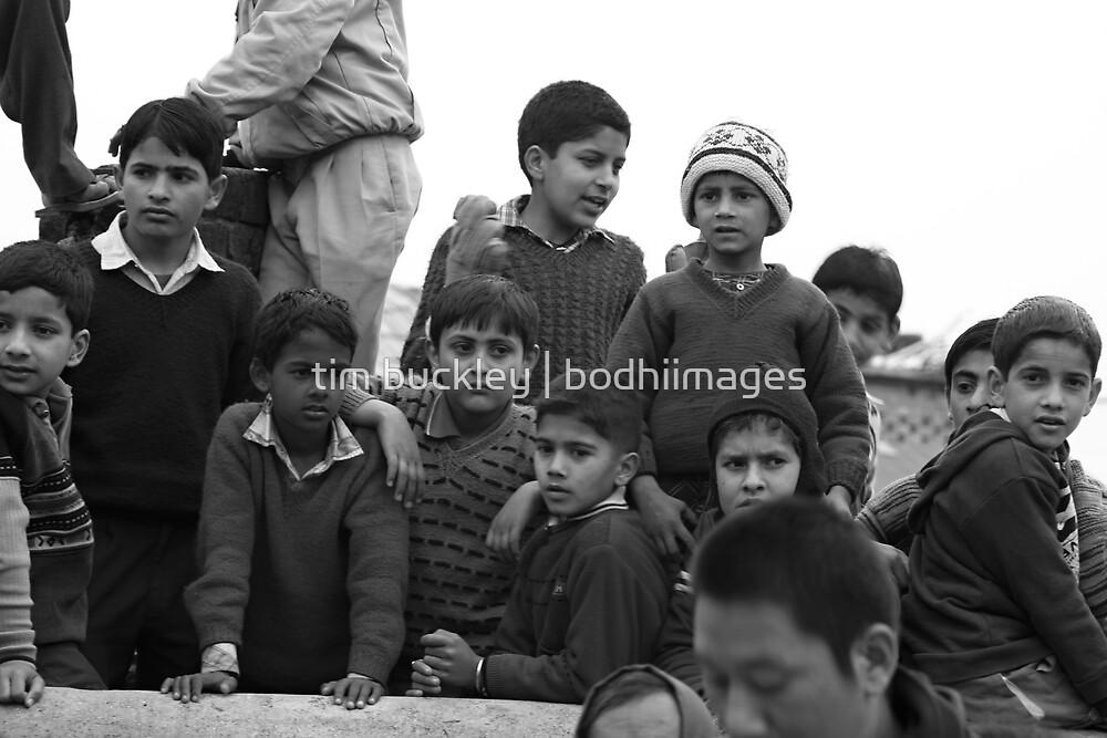 boys. himachal pradesh, india by tim buckley   bodhiimages