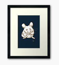 Mouse Pattern Framed Print