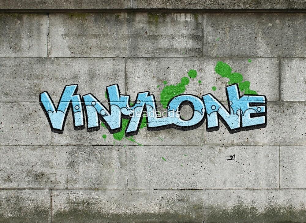 vinylone sticker by JD part 2 by deadadds