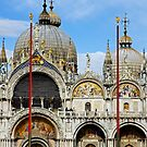 Venetian Splendour by Harry Oldmeadow