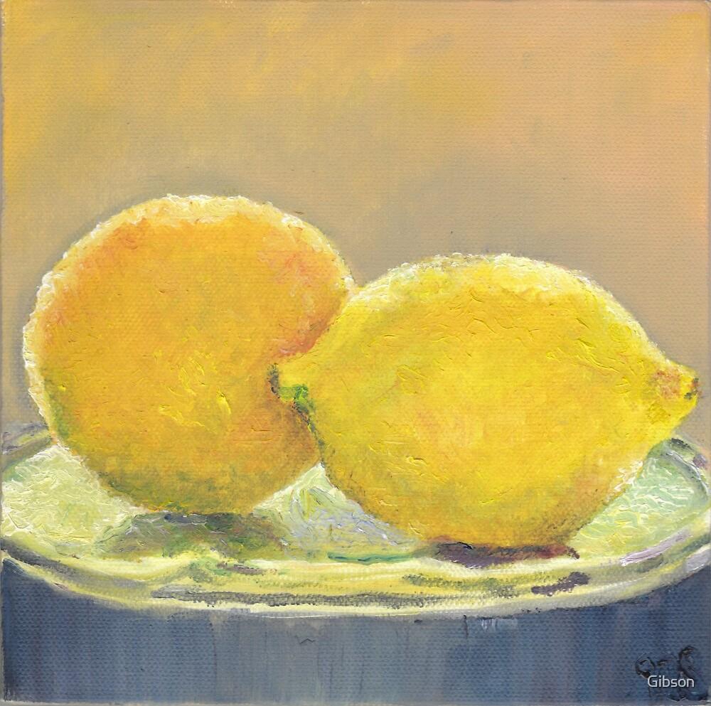 Orange & Lemon by Gibson