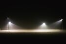 Footy Practice in the Fog by Heather Prince