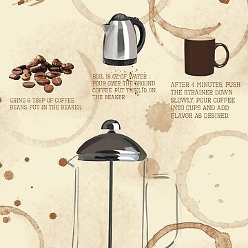 French Press by millernikita