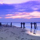 Quarantine Station Jetty by Dave Callaway