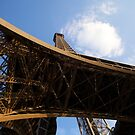 Eifel tower Paris by grorr76