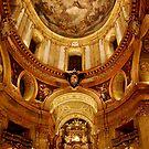 Viennese Kirche by Melissa Fuller