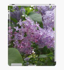 Lilac Blooms iPad Case/Skin