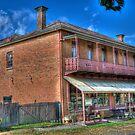 Hosies Store, Hill End, NSW, Australia  by Adrian Paul