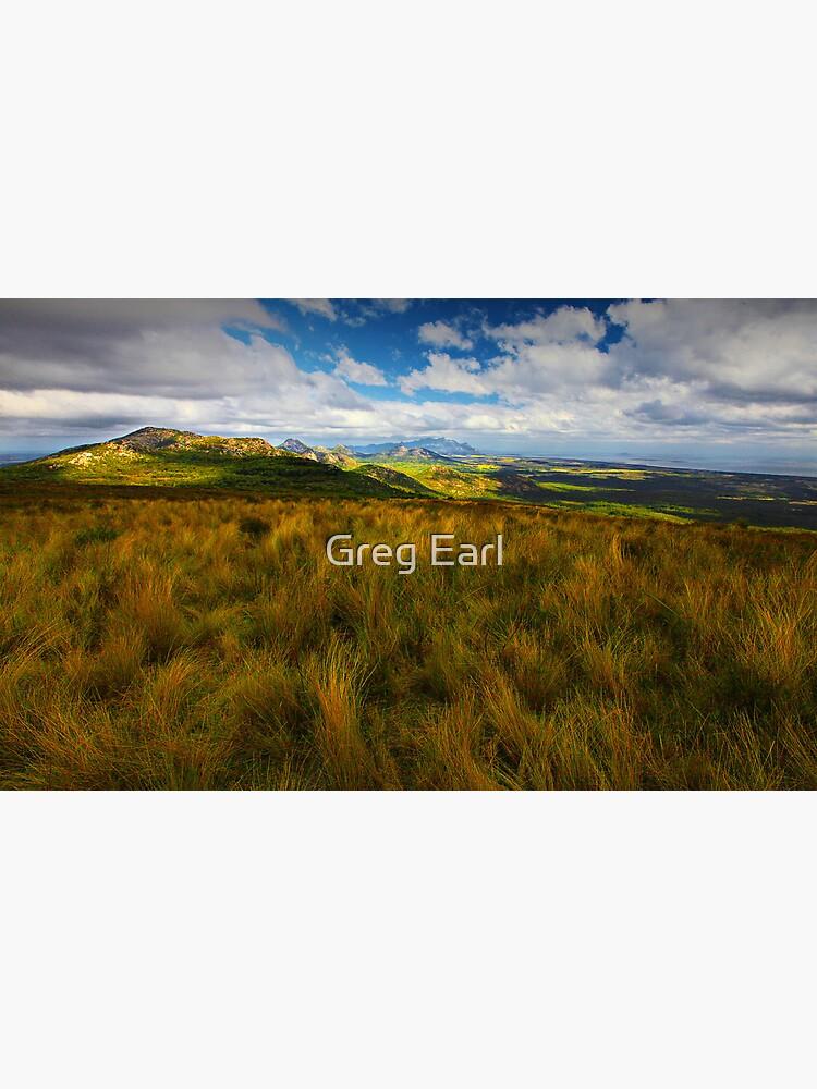 Mt. Tanner Lookout - Flinders Island by GregEarl