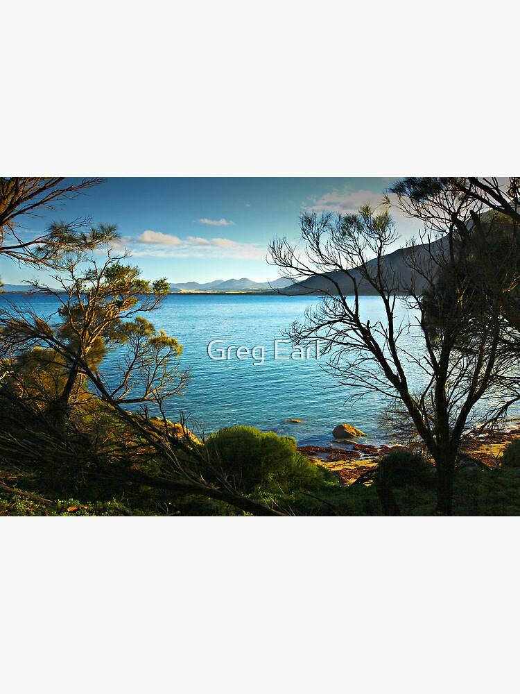 Sunrise - Fotheringate Bay - Flinders Island by GregEarl