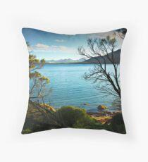 Sunrise - Fotheringate Bay - Flinders Island Throw Pillow
