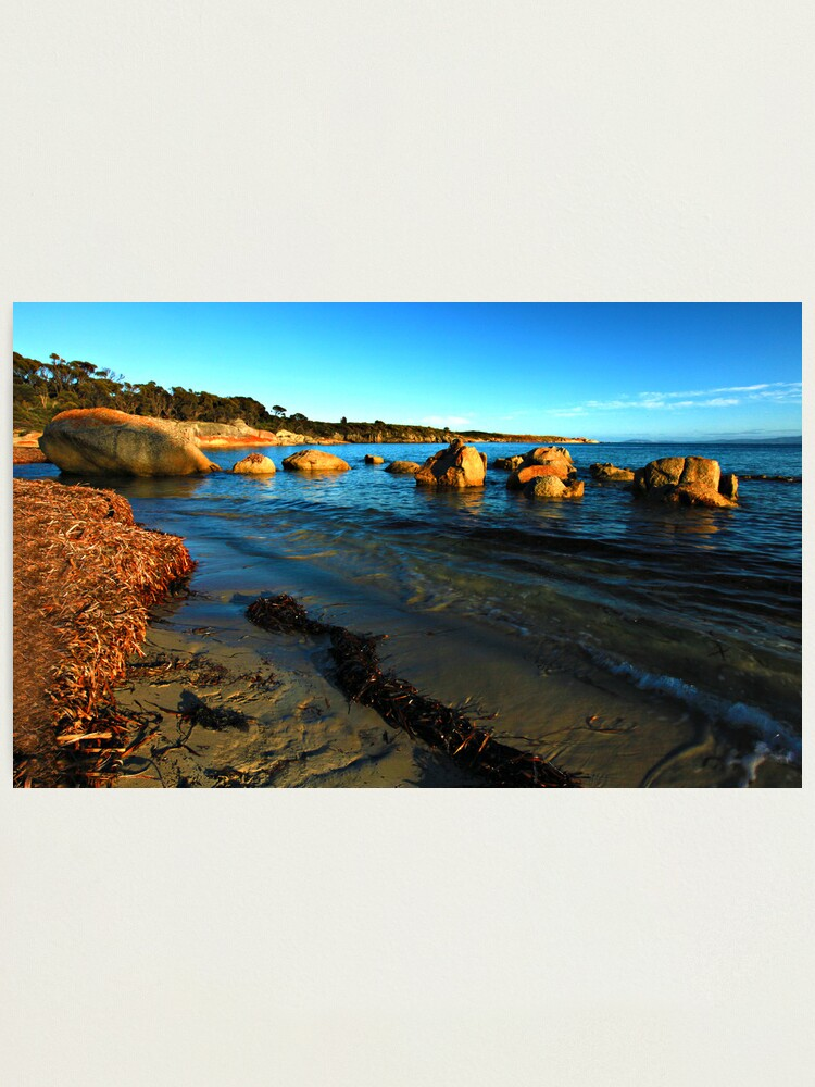 Alternate view of Sunrise - Fotheringate Bay - Flinders Isand Photographic Print