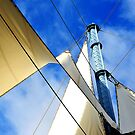 Modern Sky Sails by MWhitham