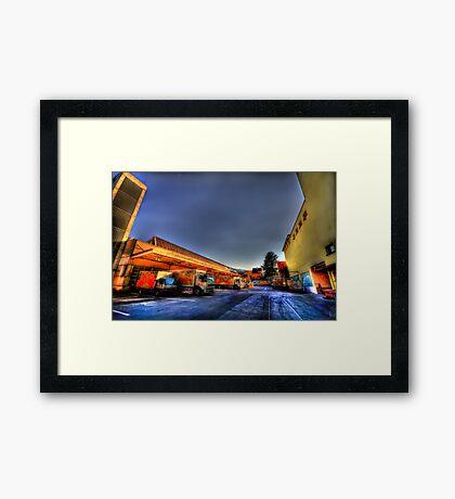 Truckloads of Fun Framed Print