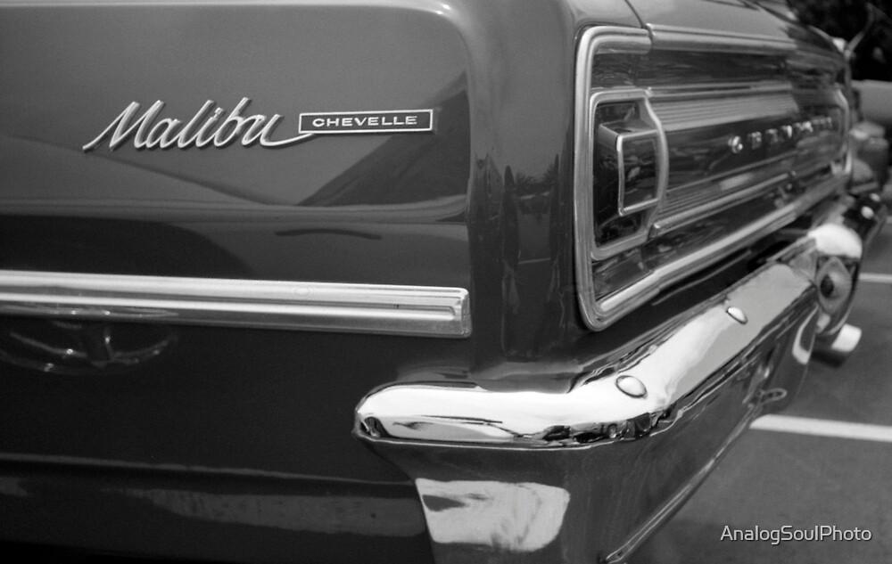 Chevy Malbu Chevelle by AnalogSoulPhoto