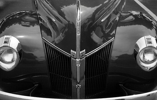 1940 Ford Coupe  by AnalogSoulPhoto