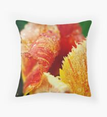 Flames I Throw Pillow