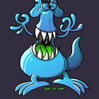 Extraterrestrial Monster by Zoo-co