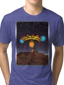 CE3K UFOs V1 Tri-blend T-Shirt