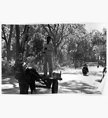 Horse Cart Riding !! - Indian Highways Poster