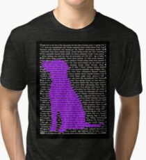 """""""The Year Of The Dog"""" Clothing Tri-blend T-Shirt"""