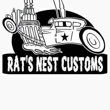 Rat's Nest Customs by joeyfinz