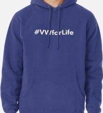 #VWforLife (White) Pullover Hoodie