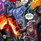 SheVibe Presents - Dean Elliott, The Sliquid Lubricator Cover Art by shevibe