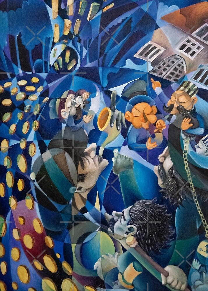 Art of Sherlock Linares by mxpublishing