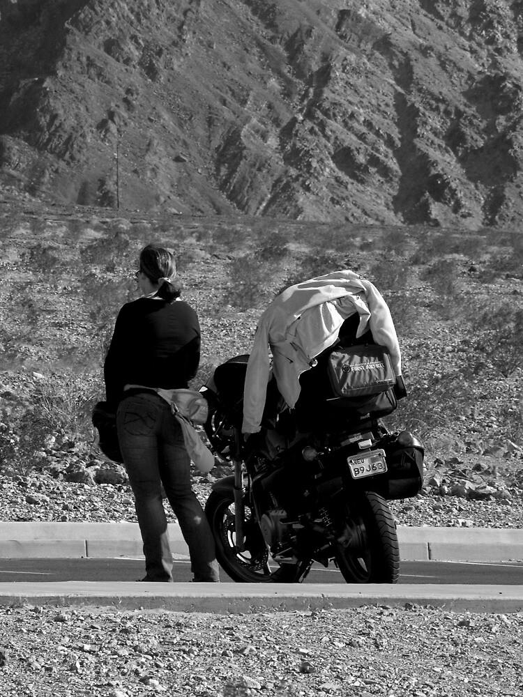Ready to Ride by Jon  Johnson