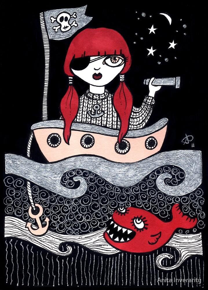 Pirate by Anita Inverarity