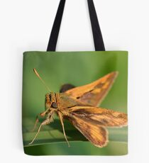 Following The Light Of The Sun. Tote Bag