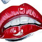 Last Kiss by Ken Eccles