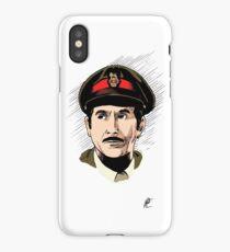 The Brigadier iPhone Case/Skin