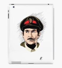 The Brigadier iPad Case/Skin
