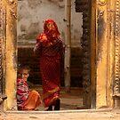 Nepal  by David Reid