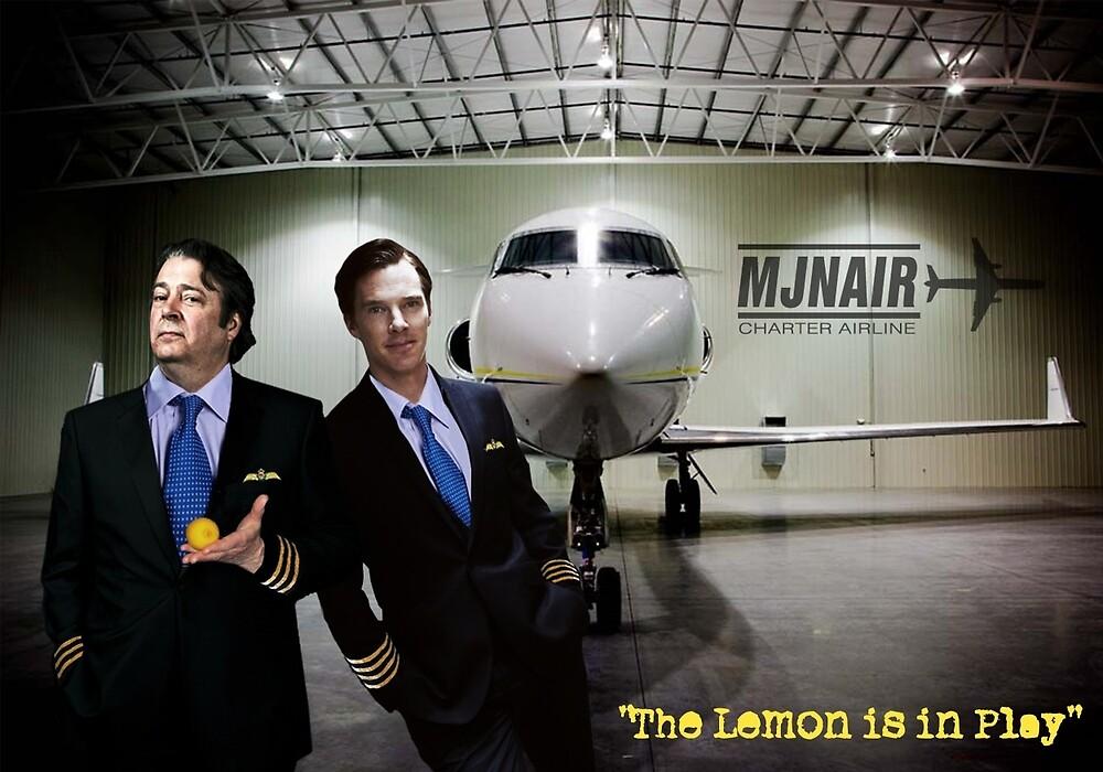 The Lemon is in Play by Jenny Gonzalez