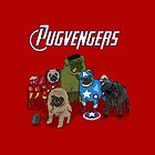 The Pugvengers by DanielDesigns