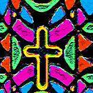 A Simple Cross by Deborah Lazarus