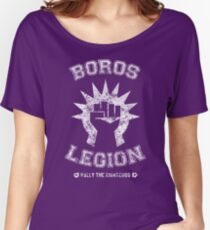 Boros Legion Guild Women's Relaxed Fit T-Shirt
