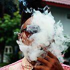 Holy Smoke.. by DaliS