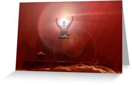 """Wushu series """"Elevation"""" by Lazius Kaye"""