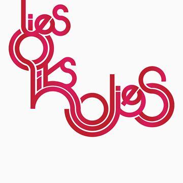 lies, lies, lies. by scotnamese