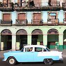 Momentum - Classic car cruising Havana by fionapine