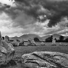 The Stones have it. Keswick, the Lake District by RodneyCleasby