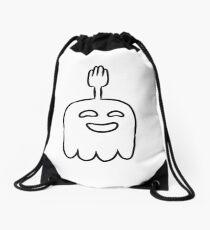Hi Five Ghost - Regular Show Drawstring Bag