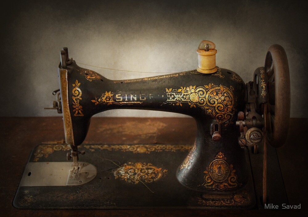 Sewing - Sing a song by Michael Savad