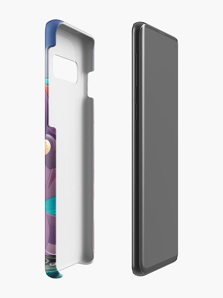 Vista alternativa de Funda y vinilo para Samsung Galaxy Mako b-day